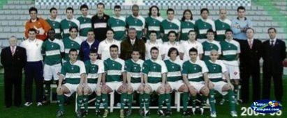 Racing Club de Ferrol S.A.D 2004 - 2005