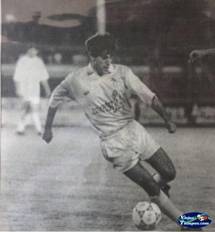 Sociedad Deportiva Compostela. 1992 - 1993