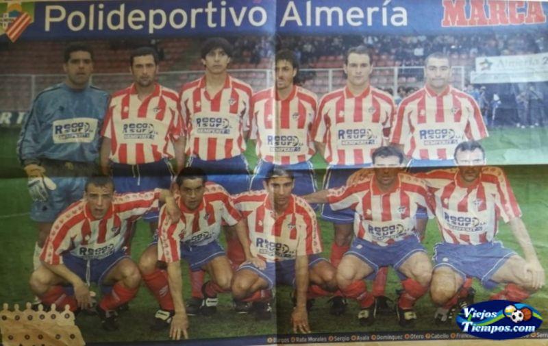 Polideportivo Almería. 1994 - 1995
