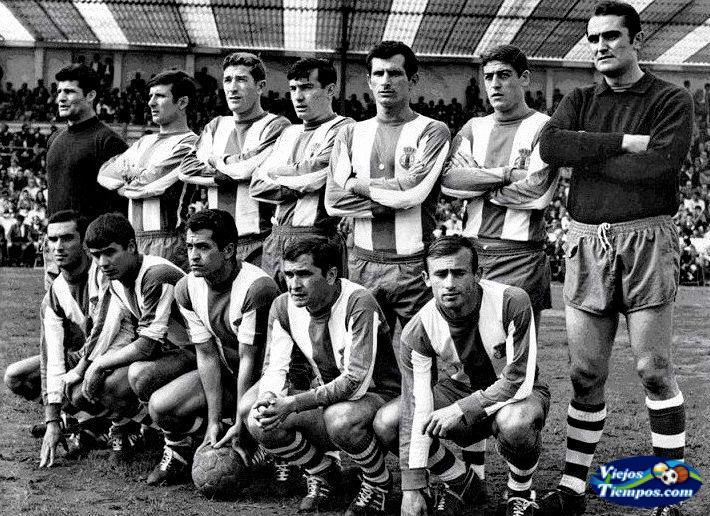 REAL AVILÉS C. F. 1966 - 1967