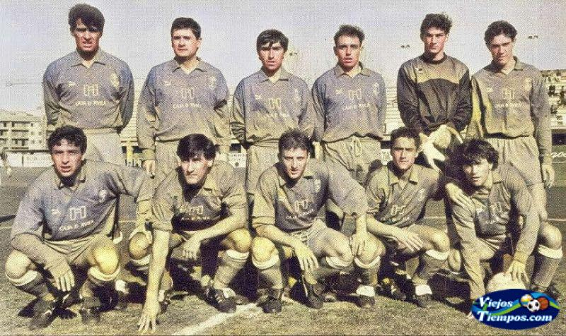 Real Ávila CF 1991 - 1992