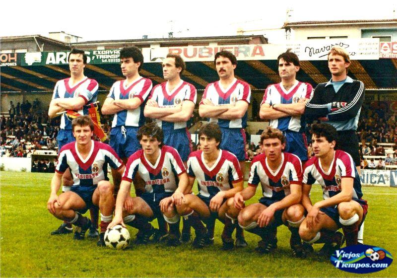 REAL AVILÉS INDUSTRIAL C. F. 1982 - 1983