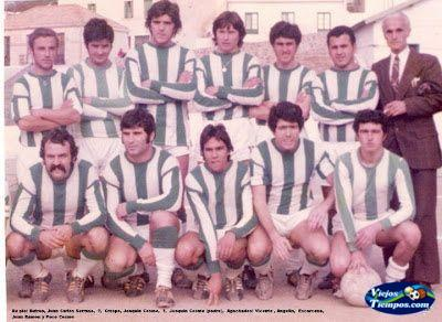 Atlético O´Donnell 1980 - 1981