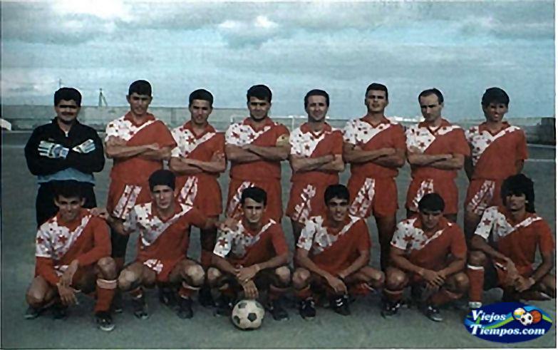 C.D. Unión Puerto del Carmen Atlético 1990 - 1991