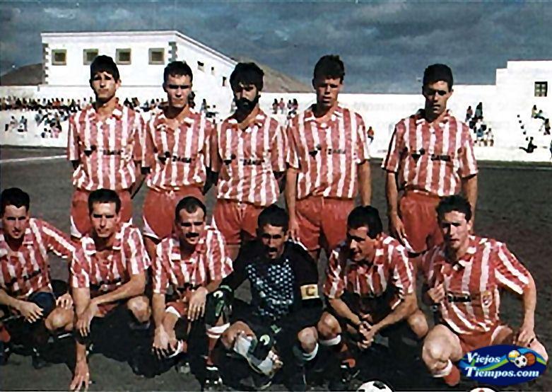 C.D. Unión Puerto del Carmen 1990 - 1991
