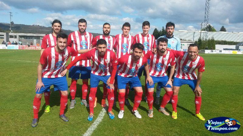 Centro Cultural Deportivo Cerceda. 2015 - 2016