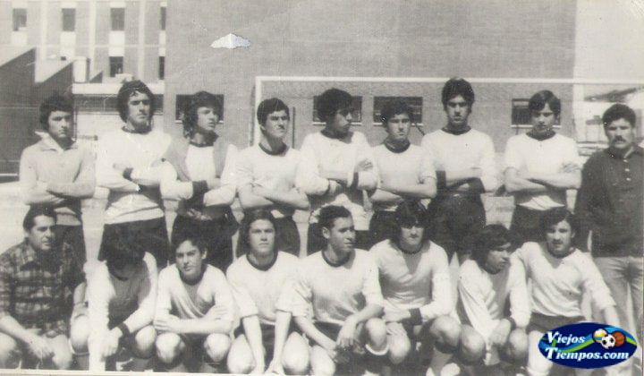 Atlético O´Donnell Juveniles 1973 - 1974