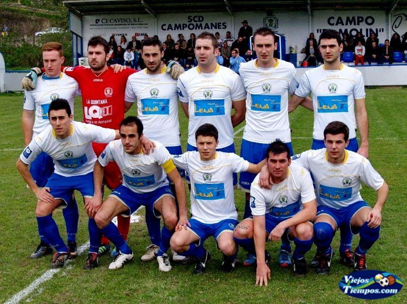 S.C.D. CAMPOMANES 2011 - 2012
