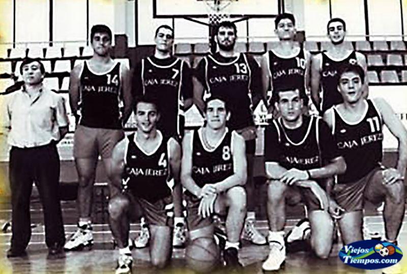 Club Baloncesto Caja Jerez. 1994 - 1995
