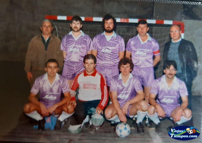 Establecimientos Martínez Cerceda F.S. 1986 - 1987
