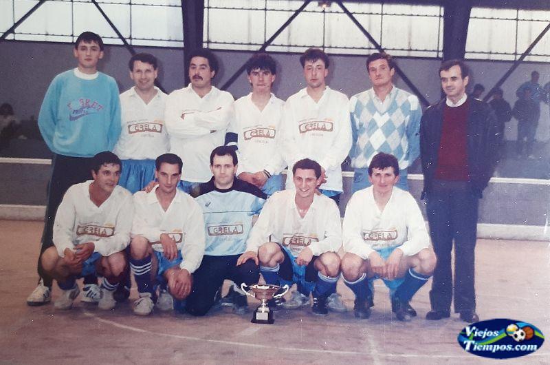 Panadería Grela Cerceda F.S. 1993 - 1994