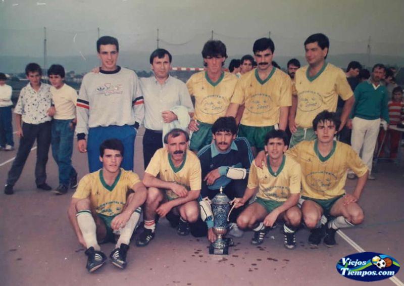 Grapi Sport Narón F.S. 1986 - 1987