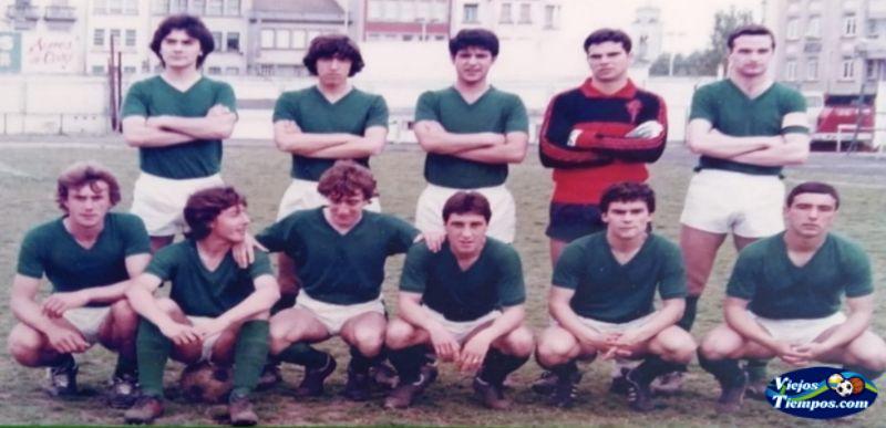 Ferrol Atlético 1981 - 1982