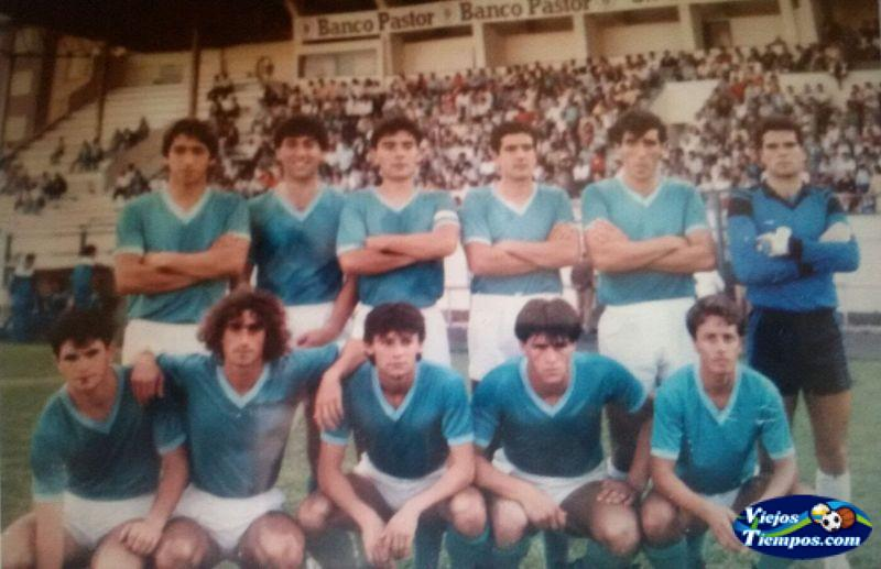 Racing Club de Ferrol. 1985 - 1986