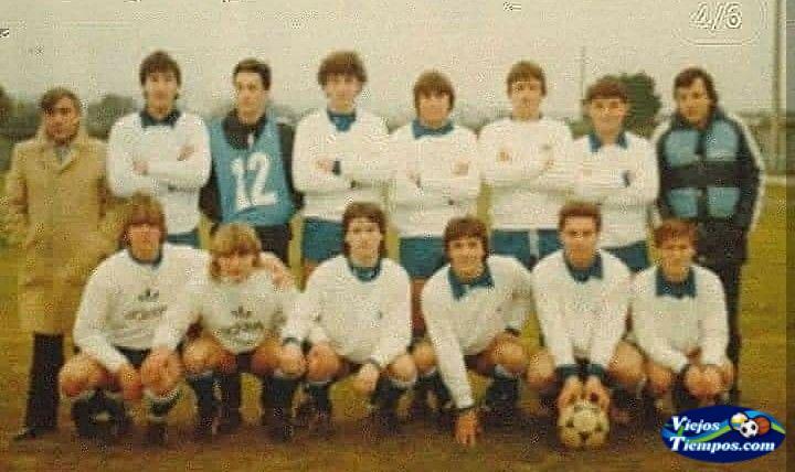 Real Club Deportivo de La Coruña. 1982 - 1983
