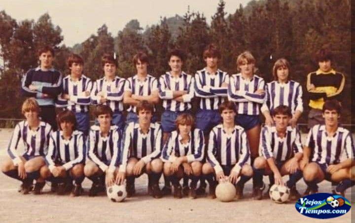 Real Club Deportivo de La Coruña. 1981 - 1982
