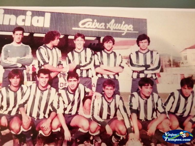 Fabril Deportivo. 1982 - 1983