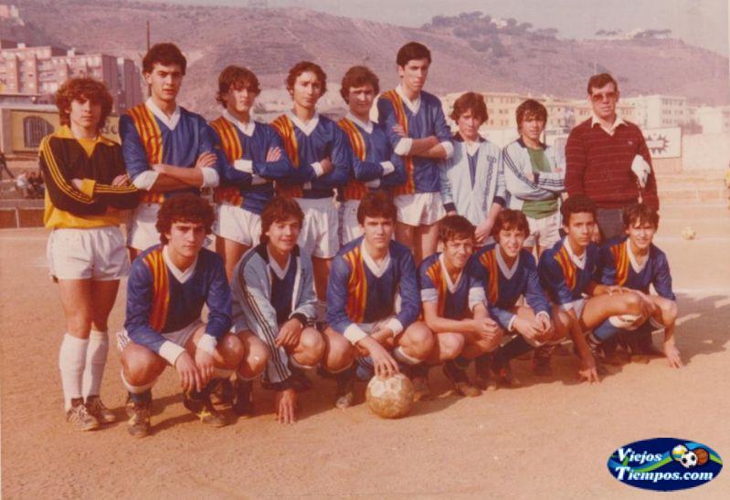 Unión Deportiva Roquetas. 1981 - 1982