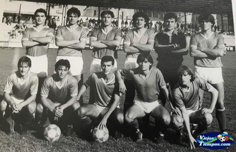 Racing Club de Ferrol. 1984 - 1985