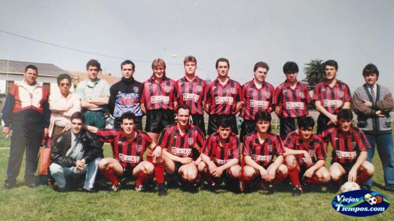 Sociedad Deportiva Recreativa San Pablo. 1991 - 1992