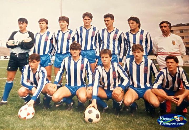 Real Club Deportivo de La Coruña. 1988 - 1989