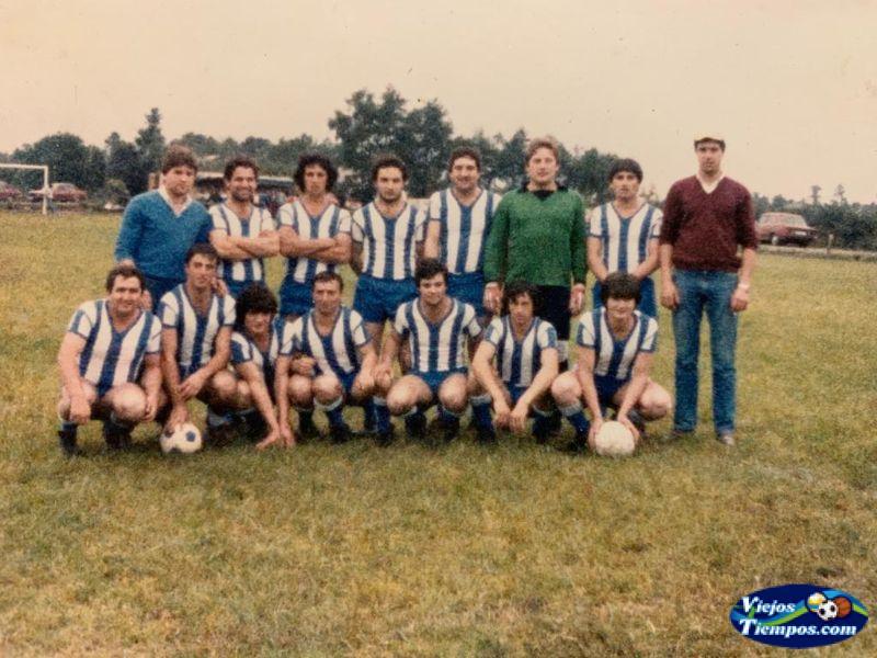 Peña A Brea. 1980 - 1981
