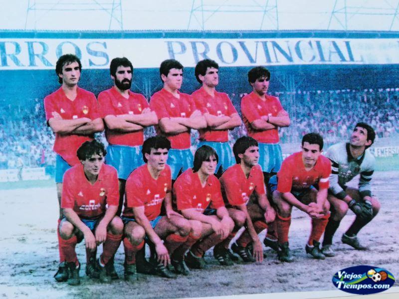 Club Deportivo Orense. 1984 - 1985