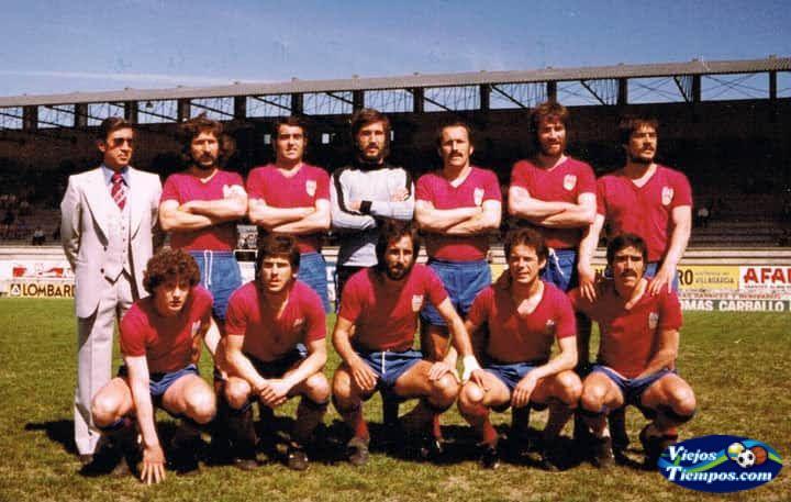 Pontevedra Club de Fútbol. 1977 - 1978