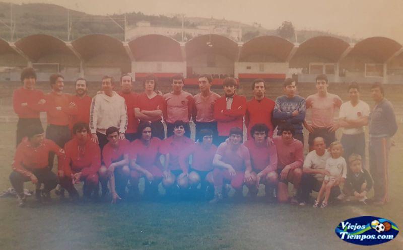 Club Deportivo Orense. 1980 - 1981