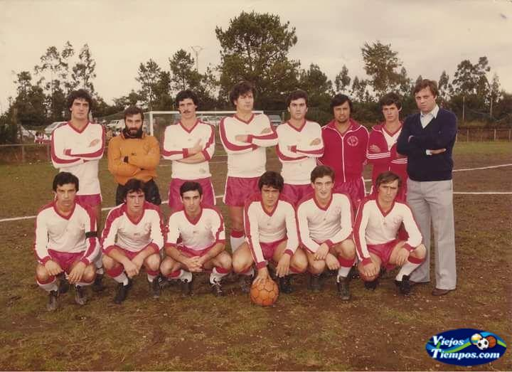 Mesón do Vento Club de Fútbol. 1985 - 1986