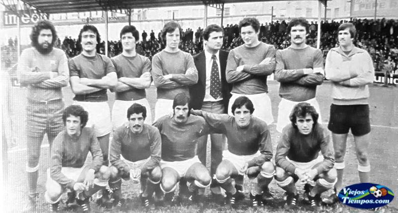 Racing Club de Ferrol. 1977 - 1978