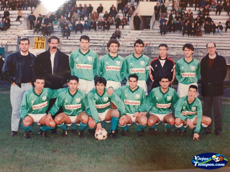 Racing Club de Ferrol. 1990 - 1991