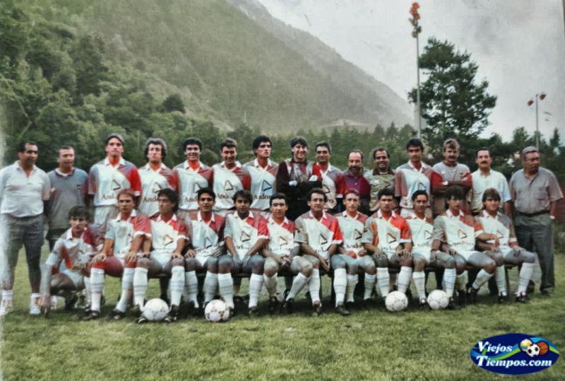 Fútbol Club Andorra. 1992 - 1993