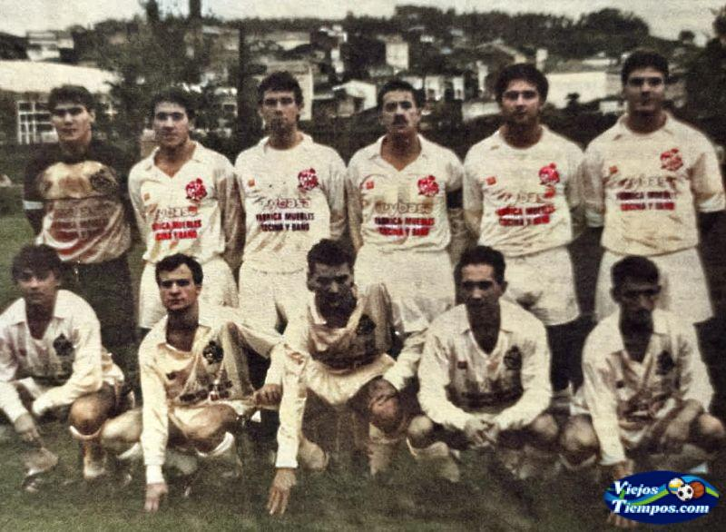Sociedad Deportiva Sporting Sada. 1988 - 1989