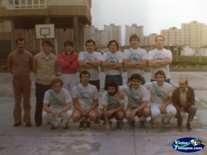 Club Balonmano Galicia de Caranza-Ferrol. 1981 - 1982