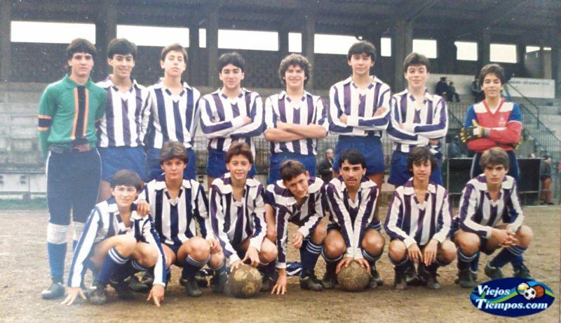 Real Club Deportivo de La Coruña. 1983 - 1984