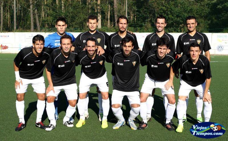 Sociedad Deportiva Club Órdenes. 2014 - 2015