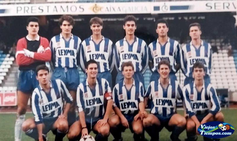 Fabril Deportivo. 1988 - 1989