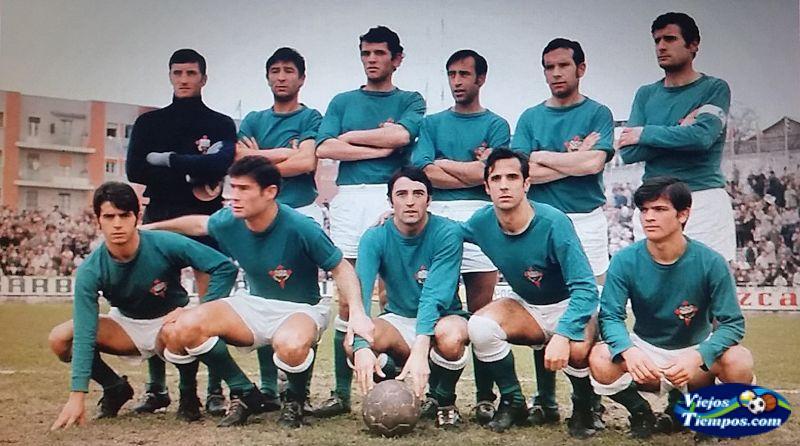 Club Ferrol. 1971 - 1972
