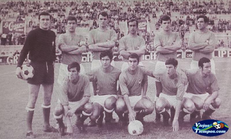 Club Ferrol. 1969 - 1970