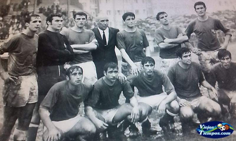 Racing Club de Ferrol. 1970 - 1971