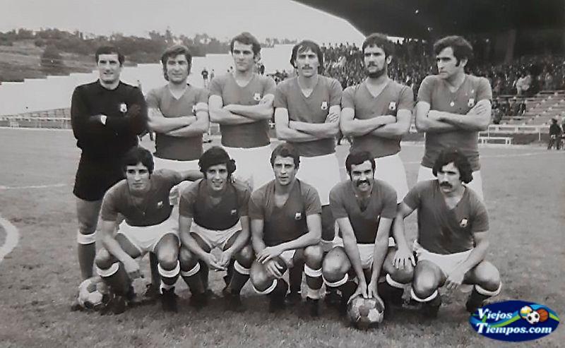 Racing Club de Ferrol. 1975 - 1976
