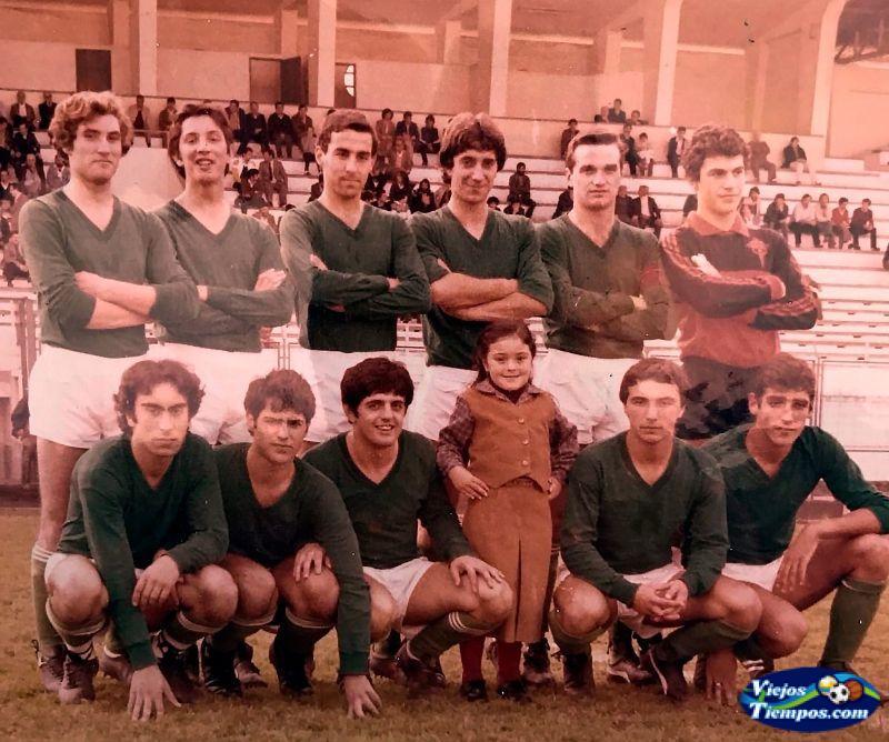 Ferrol Atlético. 1980 - 1981