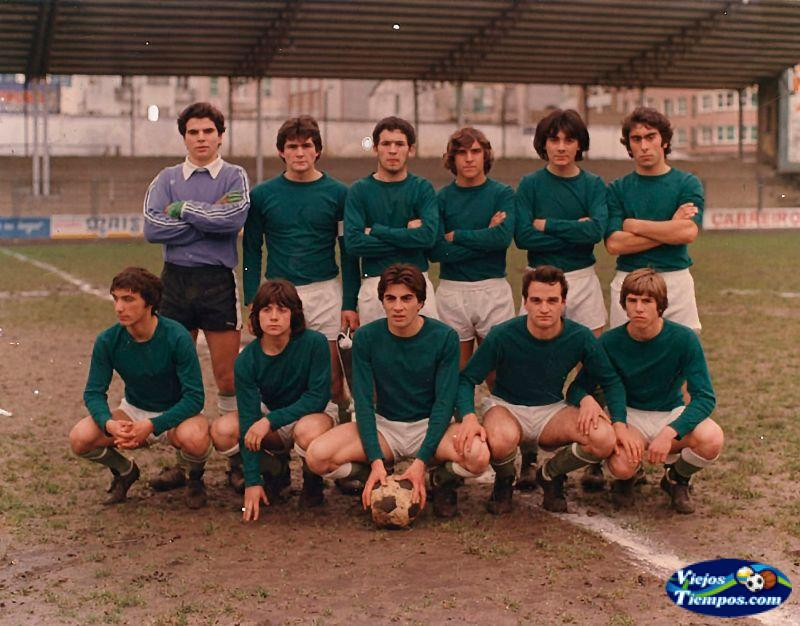 Racing Club de Ferrol 1978 - 1979