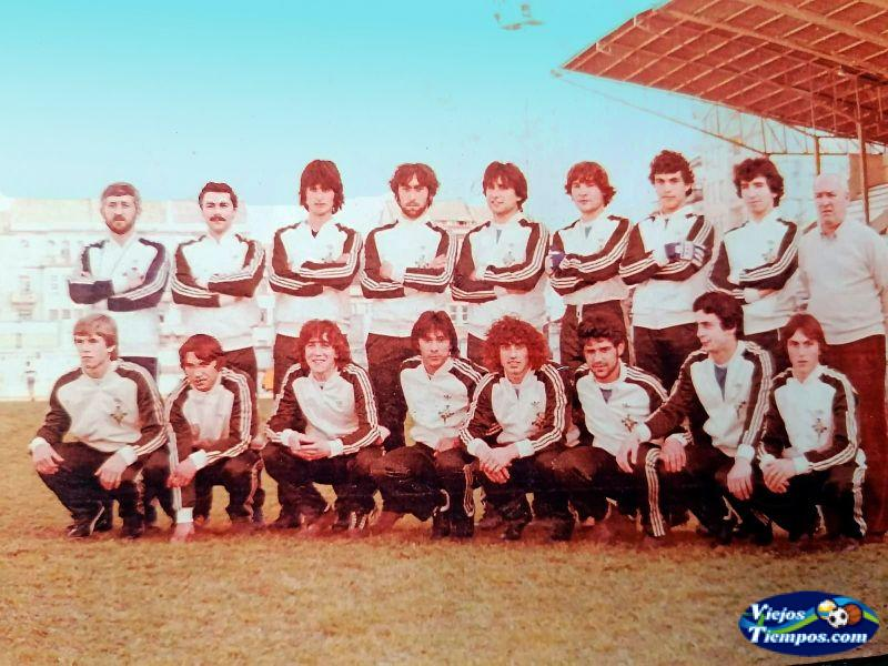Racing Club de Ferrol. 1979 - 1980