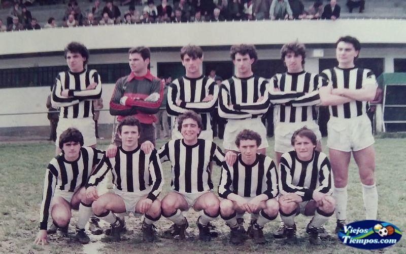 Ferrol Atlético. 1983 - 1984