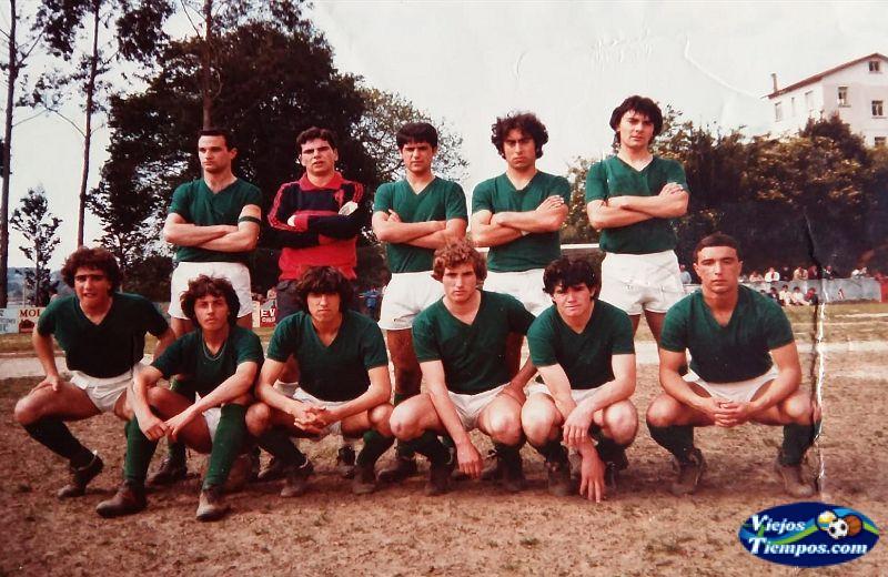 Ferrol Atletico. 1979 - 1980