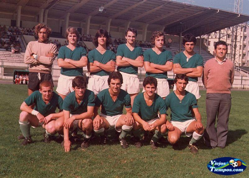 Racing Club de Ferrol. 1978 - 1979