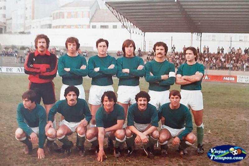 Racing Club de Ferrol. 1982 - 1983