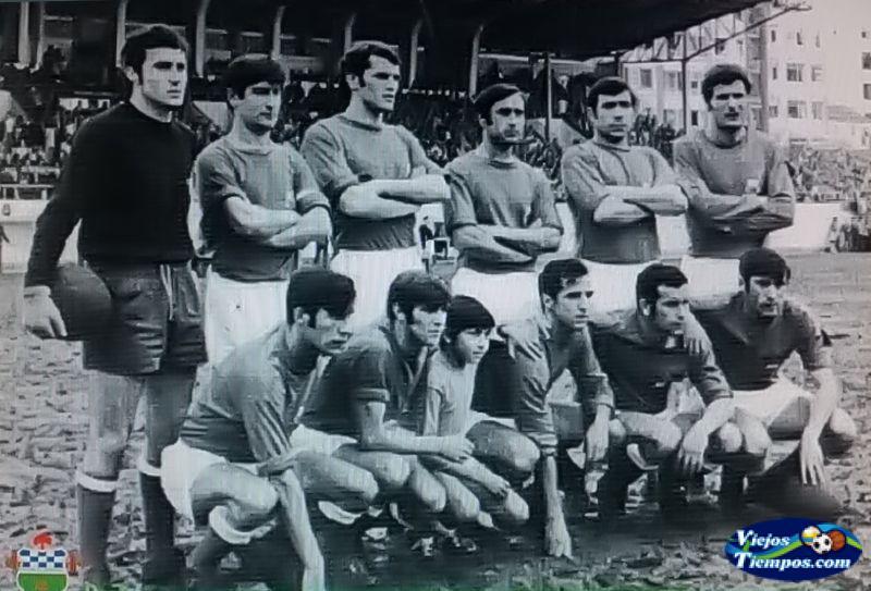 Club Ferrol. 1968 - 1969